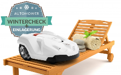 Automower Winterwartung
